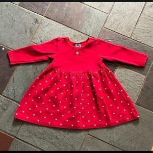 18-24 month Baby GAP Girls Snowflake Dress